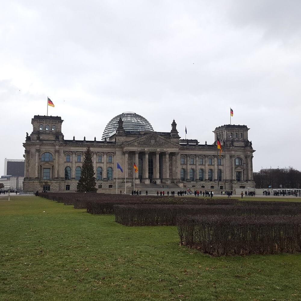 Berlin Scheduled Tour