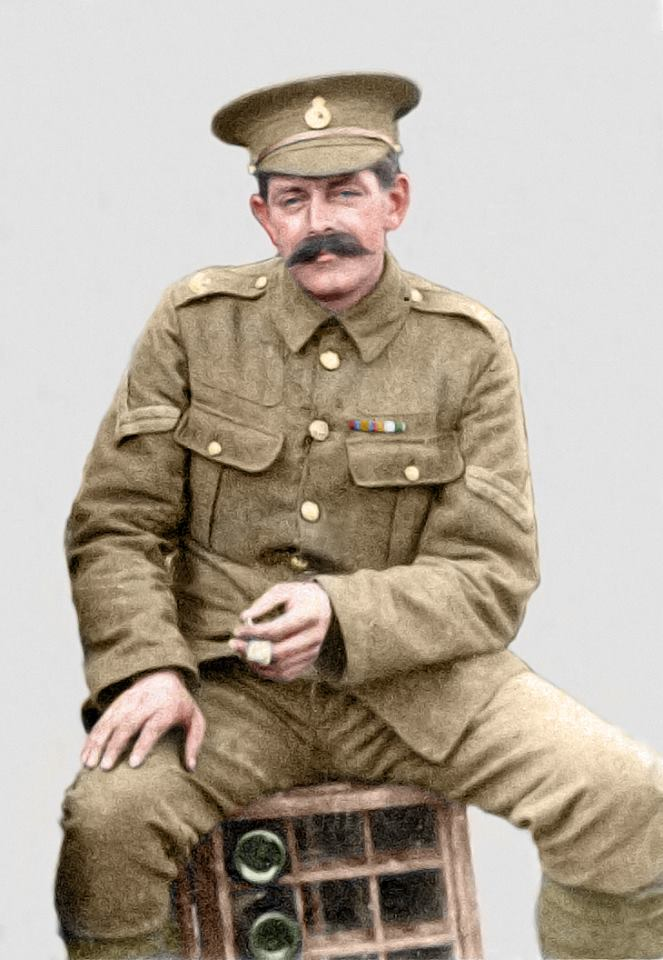 Tom Gregory - A Soldier of the Great War