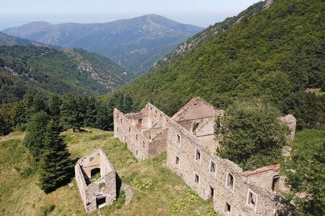 La Pinouse - Resistance Hide Out in the Pyrenees