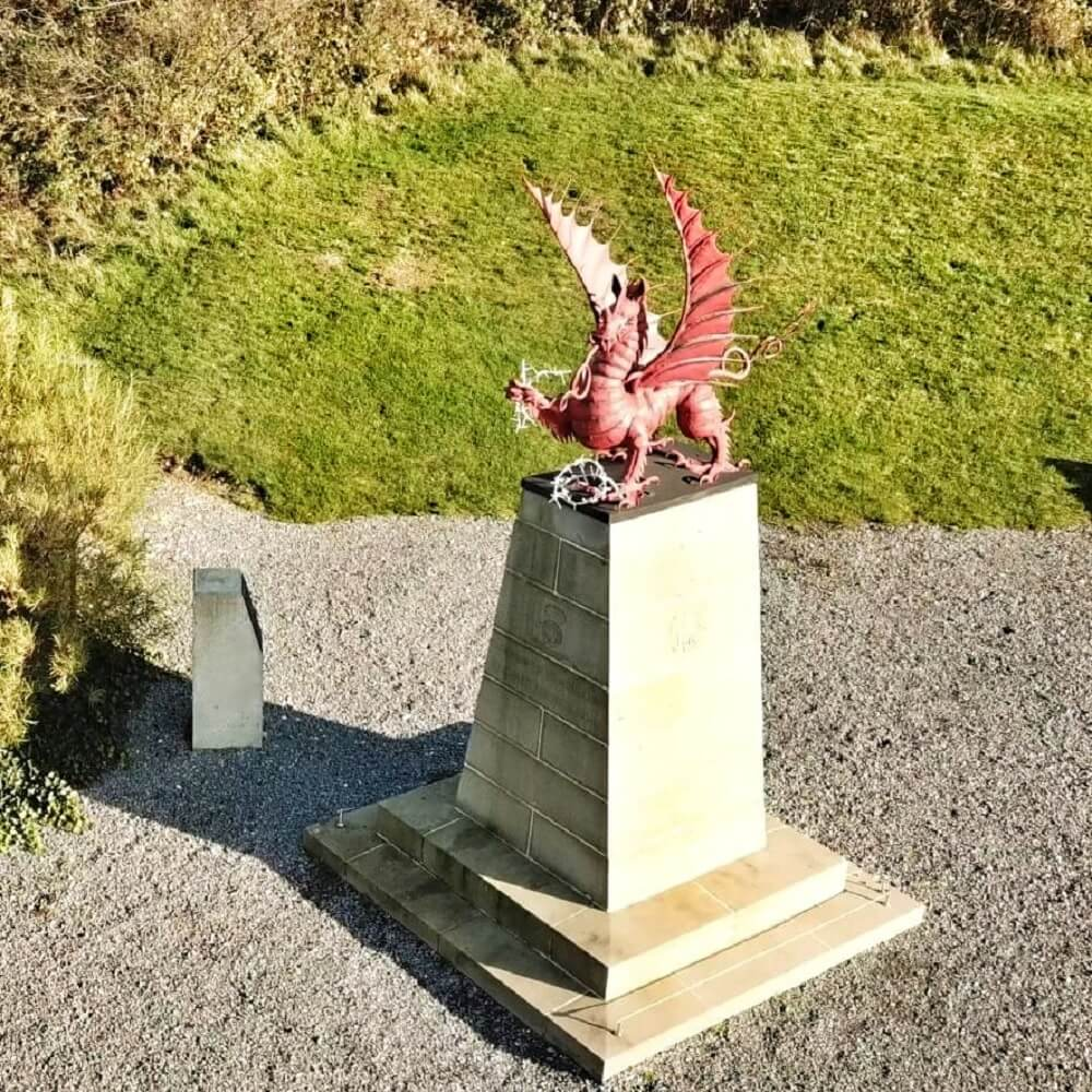 The Attack on Mametz Wood