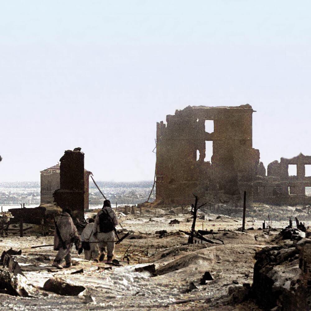 Sun 23rd May - Stalingrad