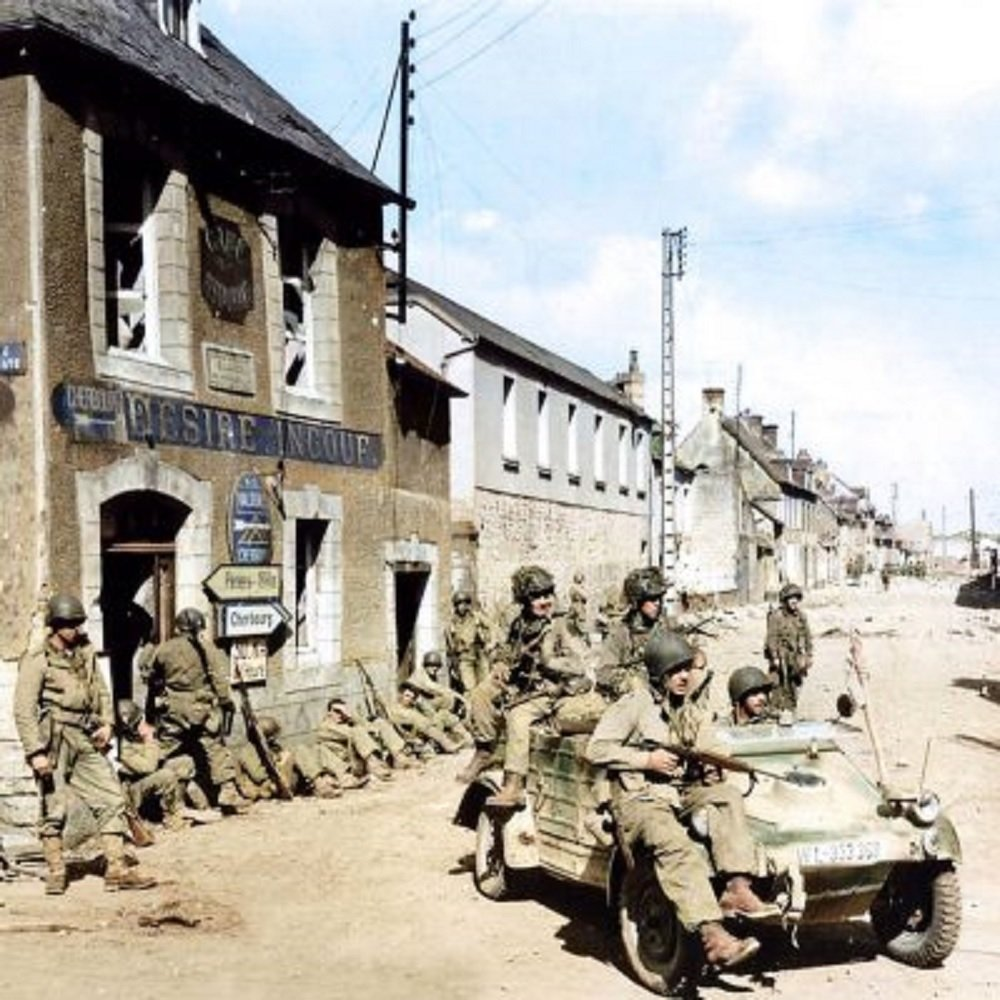 Normandy - The Battle for Carentan