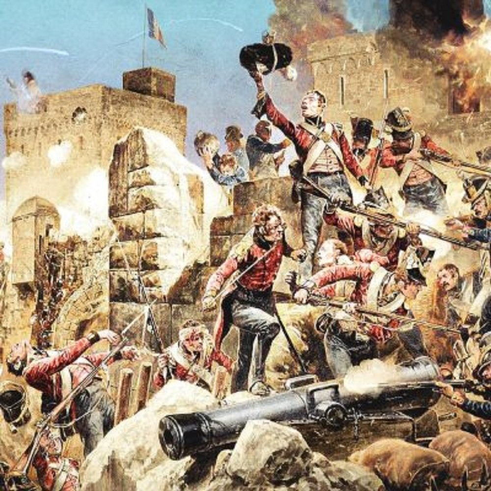 The Siege of Badajoz