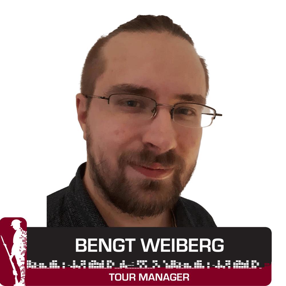 Team image Bengt Weiberg