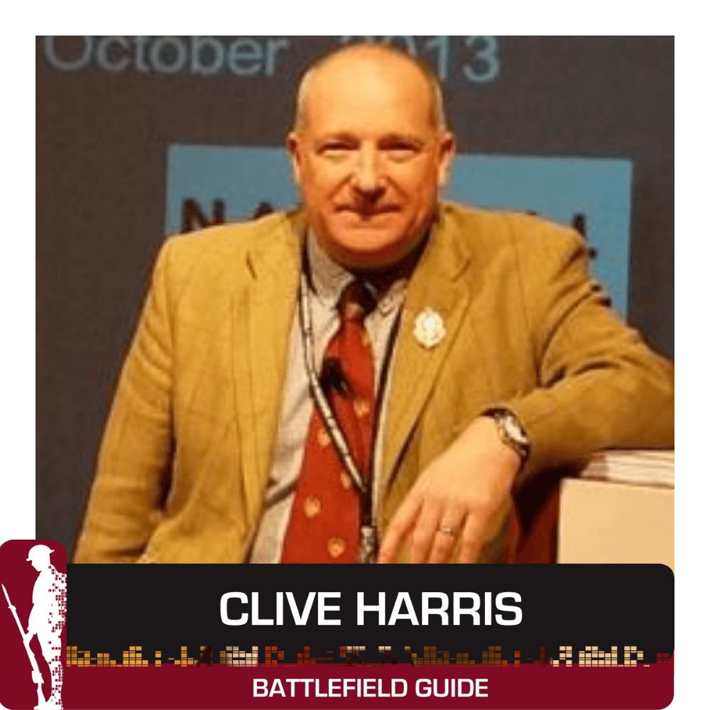 Team image Clive Harris