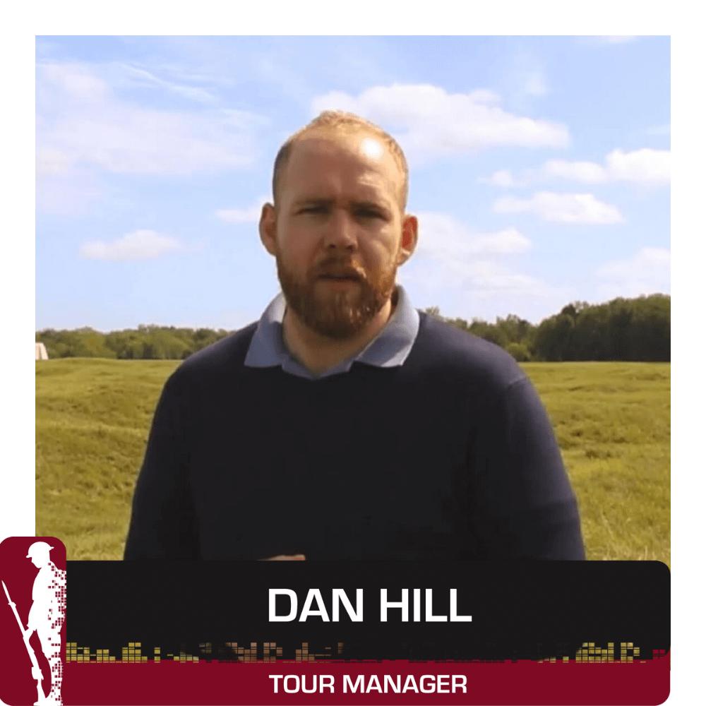 Team image Dan Hill