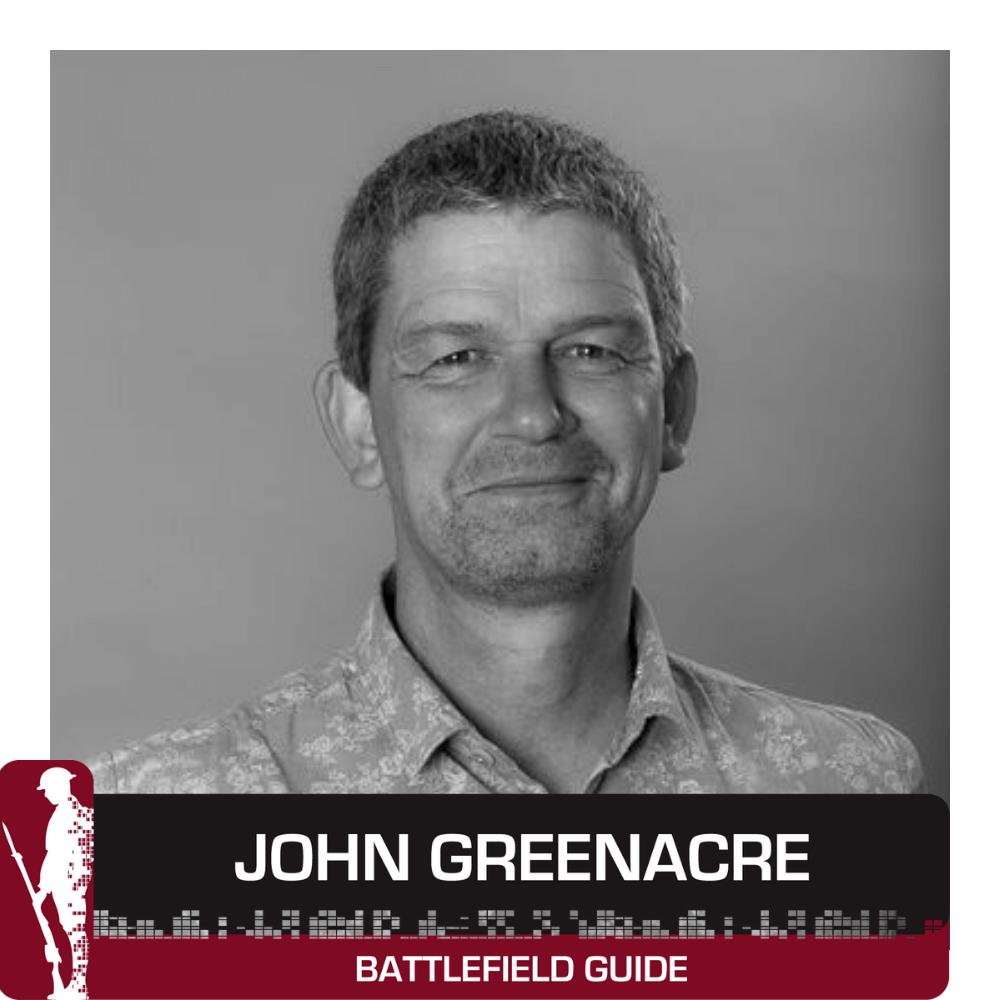 Team image Dr John Greenacre (1)