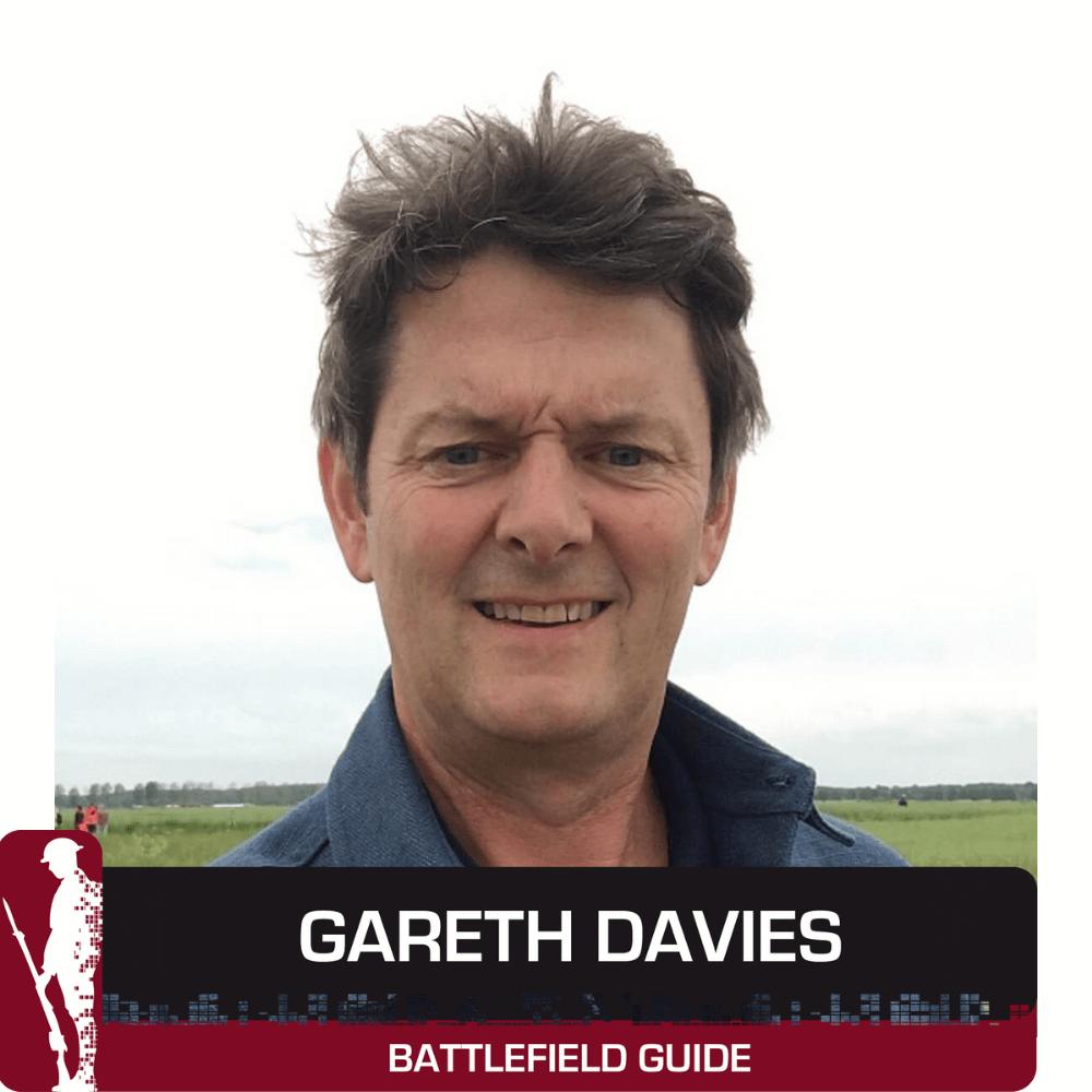 Team image Gareth Davies