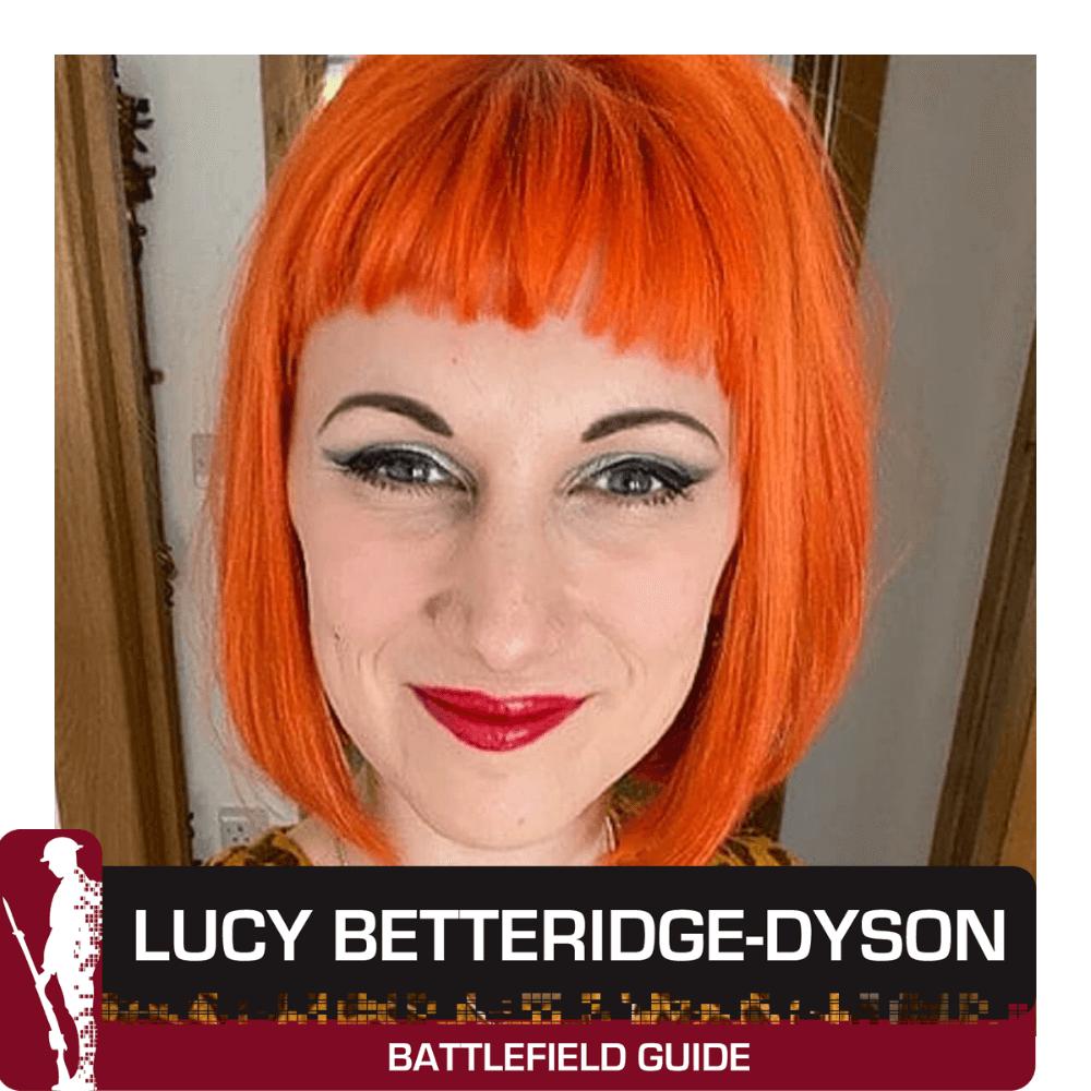 Team image Lucy Betteridge-Dyson