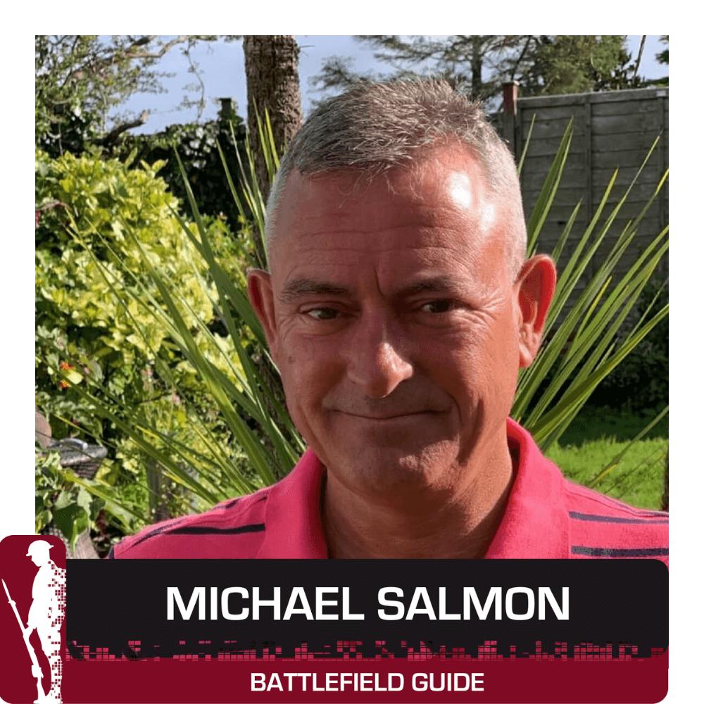Team image Michael Salmon