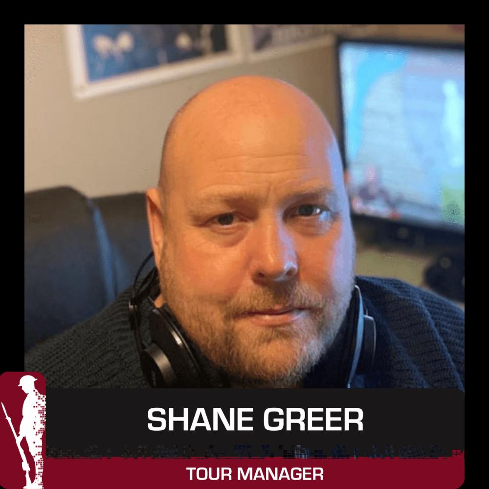 Team image Shane Greer