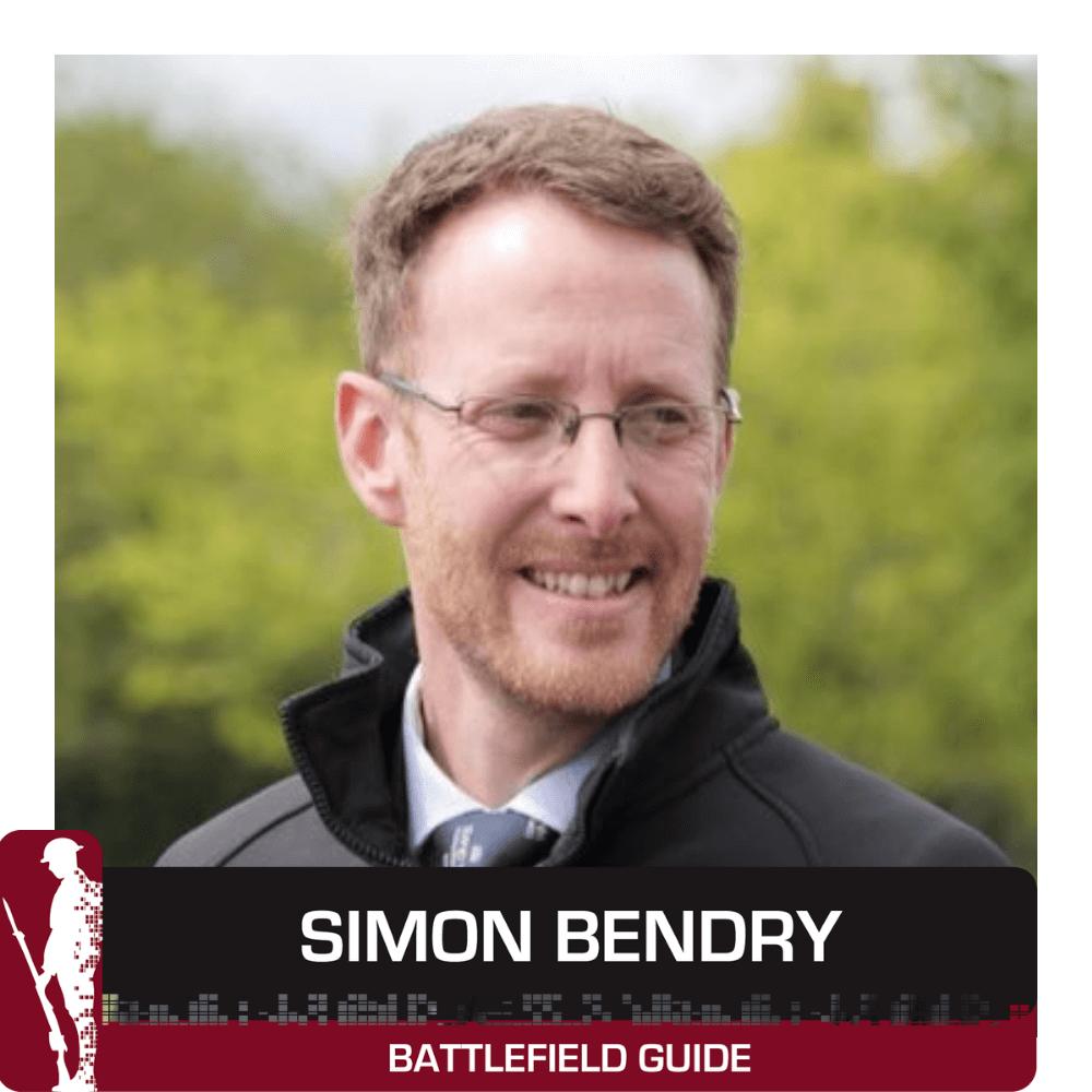 Team image Simon Bendry