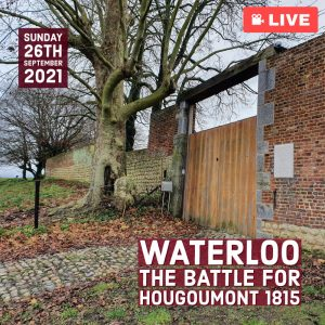 Live Tour Waterloo the Battle for Hougoumont 1815(1)